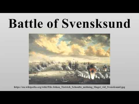 Battle of Svensksund
