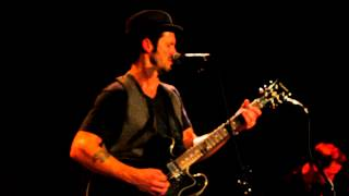 Tony Lucca - Foxy Jane / Superstitious ( The Social 09-18-12 Orlando, FL )