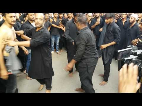 Talwar ka matam in Surat 2017