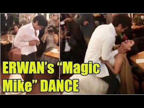 SHOCKING! Erwan Heussaff MACHO DANCE For ANNE CURTIS At Their Wedding Party!!