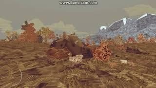Shelter 2 Mountains (симулятор рыси)3 часть.