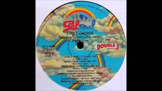 (1993) First Choice feat. Rochelle Fleming - Double Cross [Danny Tenaglia Swing RMX]