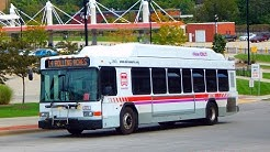 Akron METRO: Bus Observations (September 2015)