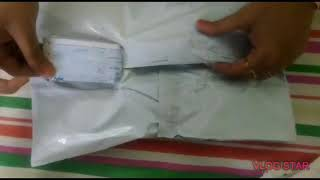 Unboxing video from customer- …