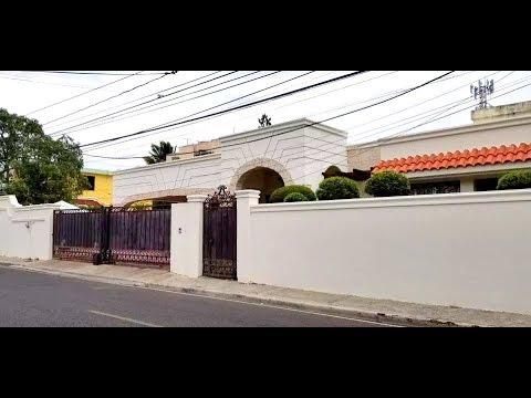 Casa De Venta En Santiago, República Dominicana XB2MIZ