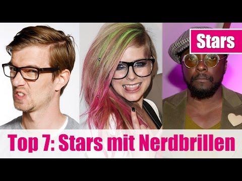 Top 7: STARS mit NERD-Brillen! Elyas M'Barek & Co.
