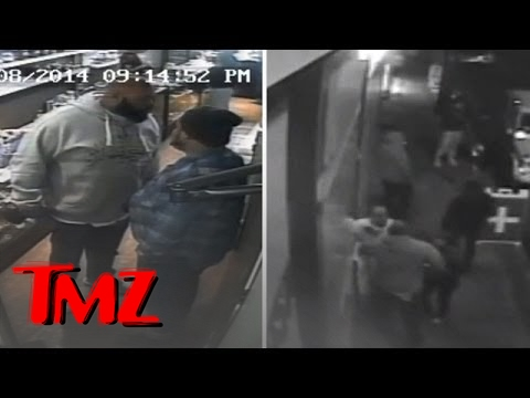 Suge Knight Sucker Punches Dude at Pot Shop!