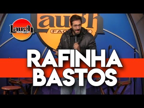 Rafinha Bastos | Brazil | Laugh Factory Stand Up Comedy