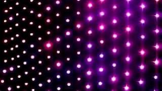 видео светодиодная сетка