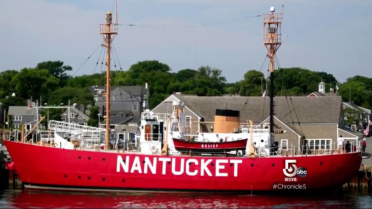 Chronicle segment - On the Water - Nantucket Lightships