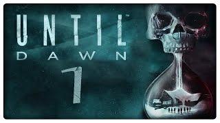 Let's Play UNTIL DAWN Part 1: Interaktiver Horror-Film!