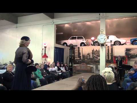 Golden Oldies 100 Years of Fashion - Vintage Fashion Show