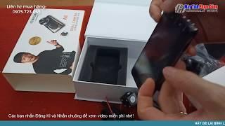 Camera hành trình A8 tích hợp cam lùi Full HD 1080P