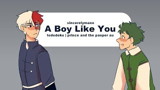 Boy Like You | The Prince and the Pauper (ep. 1)