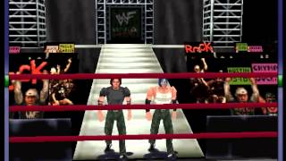 WWF WrestleMania 2000 - -HEAT- Vizzed.com GamePlay - User video