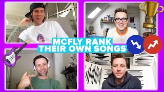 Baixar McFly Rank Their Own Songs
