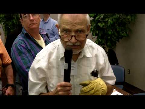 Dr. John V. Milewski: Growing Gold from Glass in a Microwave - Part 2