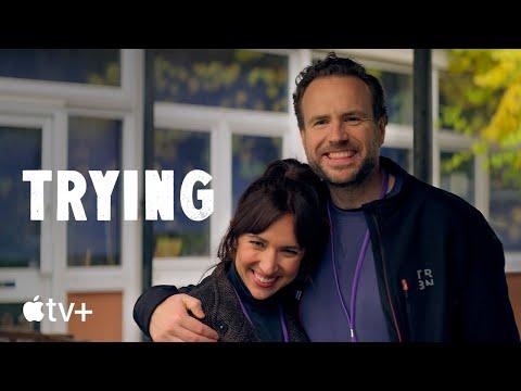 Trying — Season 2: Official Trailer | Apple TV+