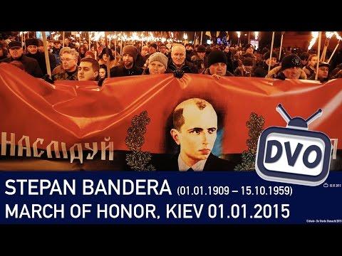 Stepan Bandera: held van Oekraïne en EU