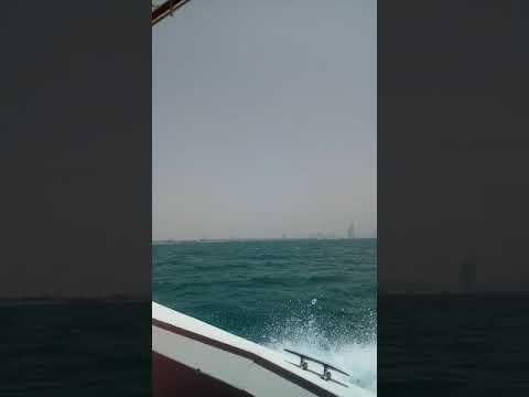 World island|while Coming back to Dubai |24 July 2020