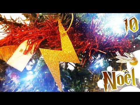 Comment Jour 10: DIY HARRY POTTER Boule éclair paillette | Sapin de Noël ?