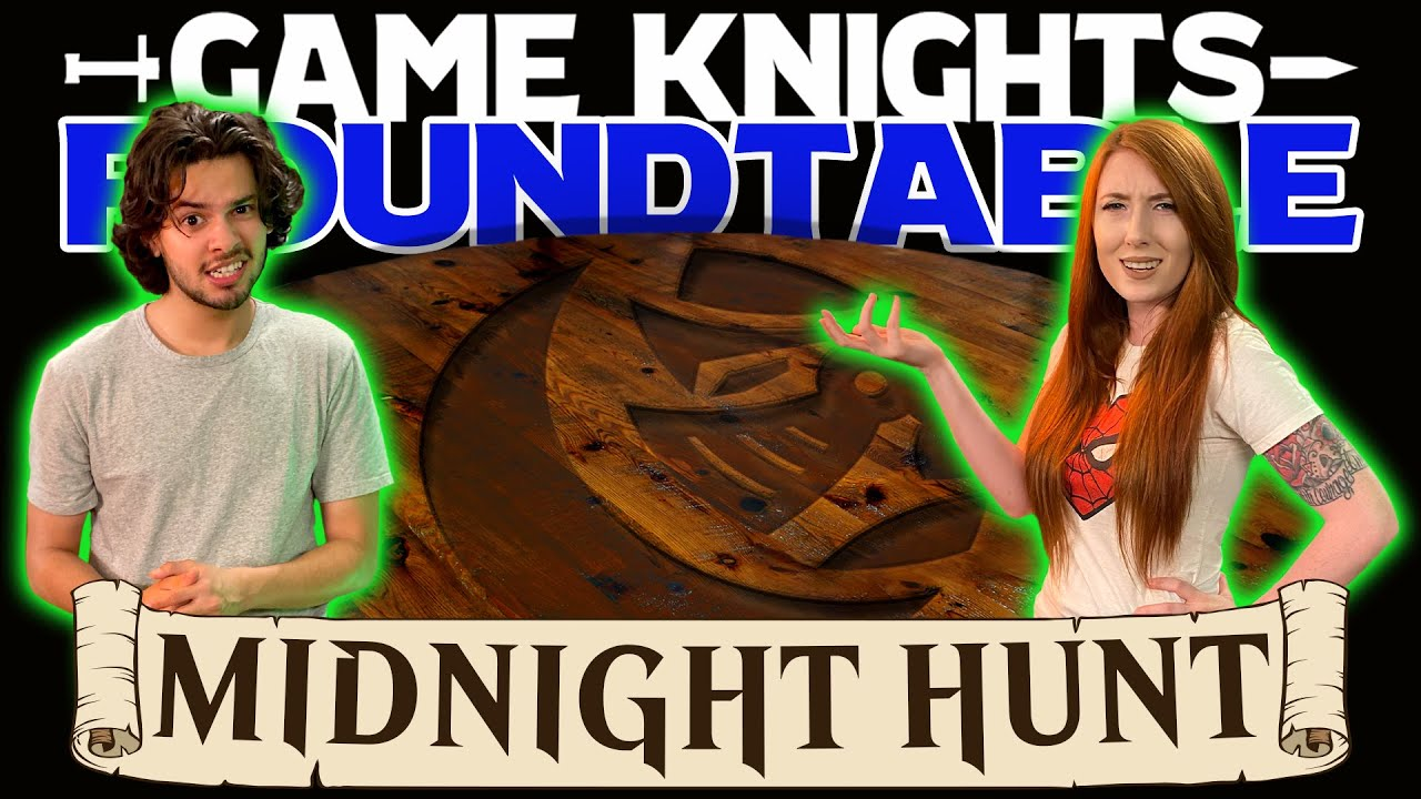 Game Knights: Roundtable w/ Xolo & Voxy   #12   Midnight Hunt Magic the Gathering Commander Gameplay