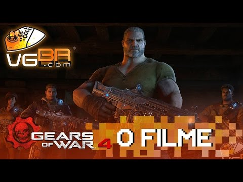 Trailer do filme Gears of War 4 - O Filme