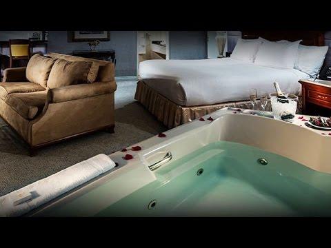 Spa Suite Tour Monte Carlo Las Vegas Youtube