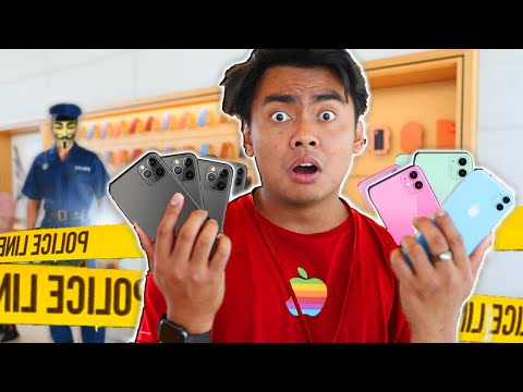 10 Things Not To Do at Apple HQ.. ~ (iPhone 11, Apple Arcade, etc)
