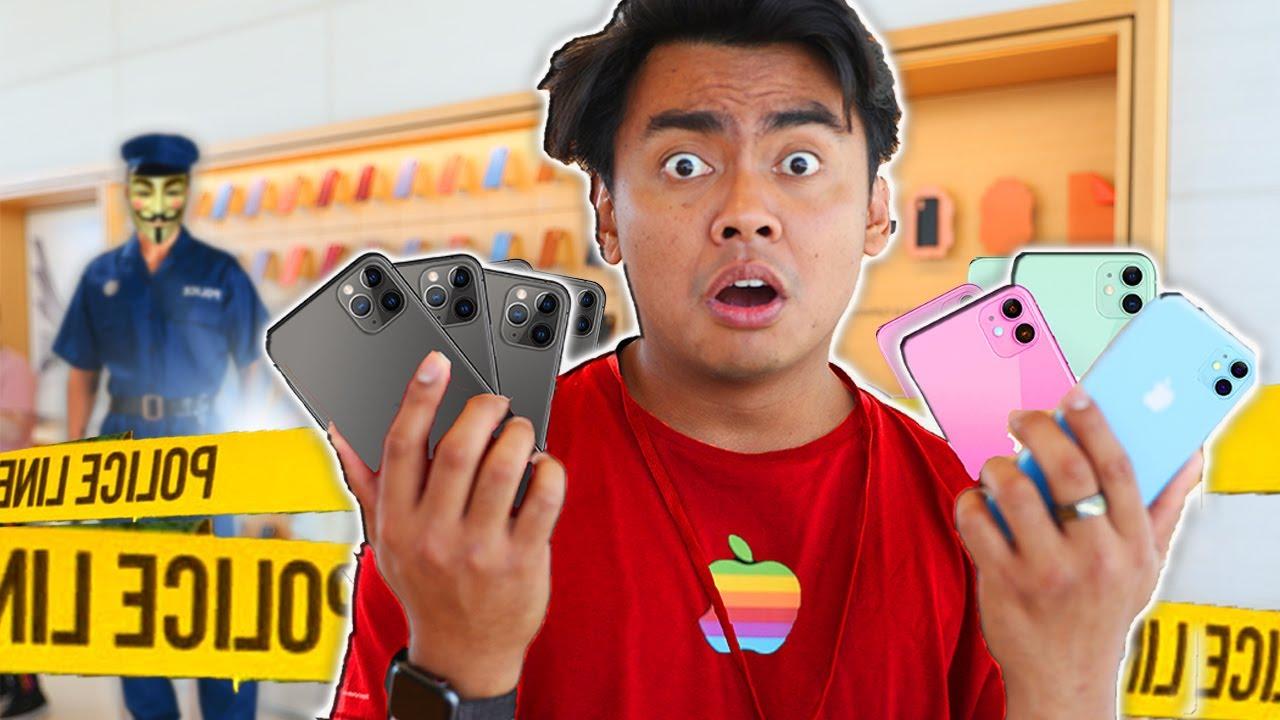 Photo of 10 Things Not To Do at Apple HQ.. ~ (iPhone 11 Pro Max, Apple Arcade, etc) – شركة ابل