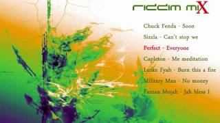 Hold U Medz Riddim Mix [April 2011]