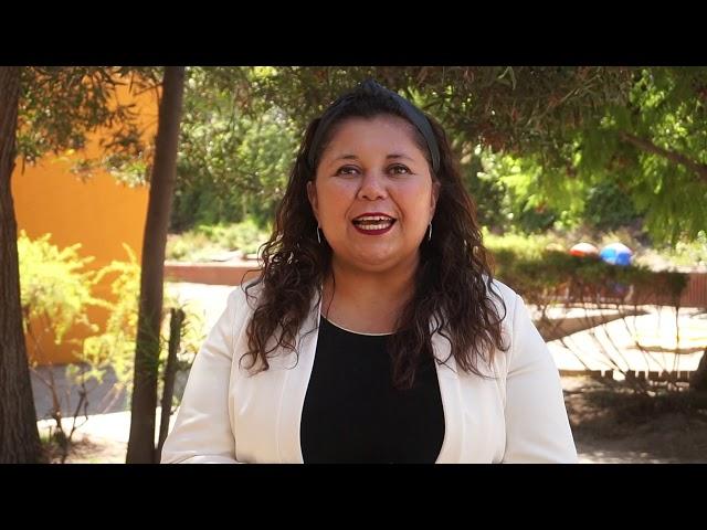 Saludo de la rectora - Open House Manquecura CDE