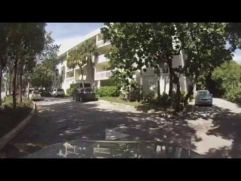 Bal Harbour, Florida - Drive around Bal Harbour Square Apartments HD (2015)