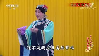 《中国京剧像音像集萃》 20200117 京剧《朱砂痣》| CCTV戏曲