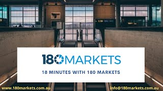 18 Minutes 180 Markets  Black …