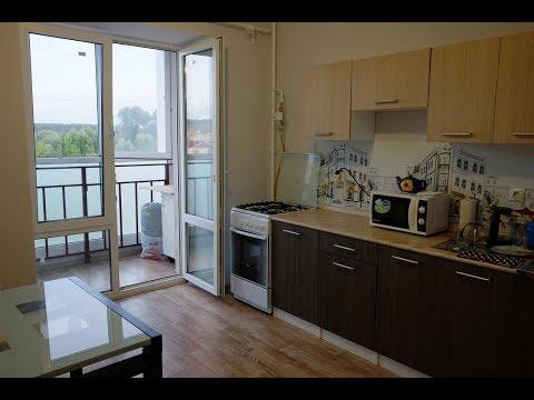 Однокомнатная квартира в ЖК Весна с ремонтом и мебелью