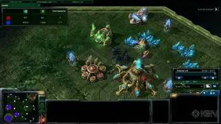 StarCraft II: Legacy of the Void PC Games Gameplay - Replay