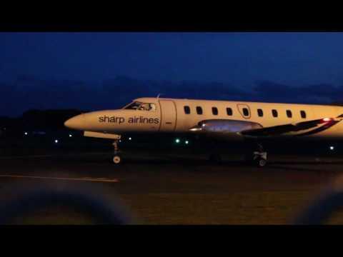 SHARP AIRLINES FAIRCHILD METRO III | VH-SEZ | Portland, Victoria