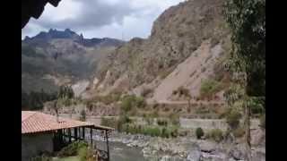 Rio Urubamba at Urubamba (Qawana Lodge)