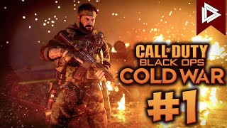 PRELAZIMO:  Nowhere Left To Run | 1/9 | Call of Duty Black Ops Cold War