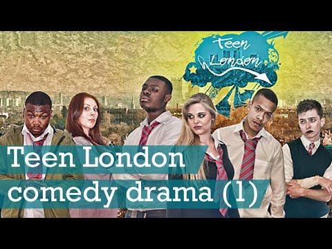 Teen London (comedy drama): Episode 1
