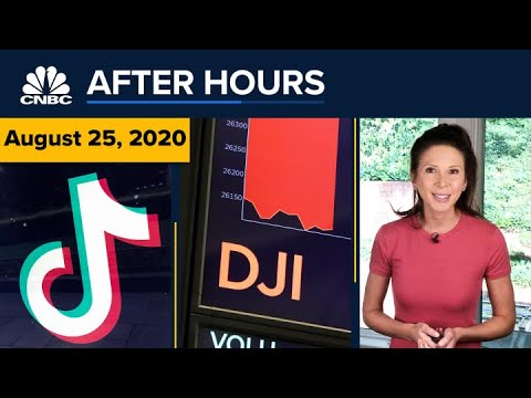 TikTok Reveals Staggering User Growth In Its Lawsuit Against The U.S.: CNBC After Hours