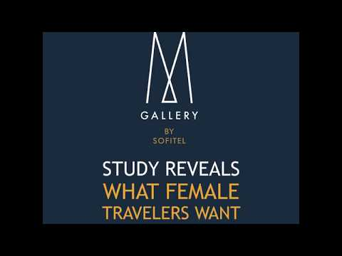 MGallery Doha by Accorhotels study reveals what female travelers want