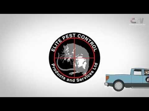 Elite Pest Control ad