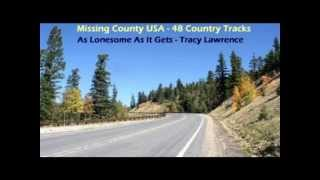 Tracy Lawrence - As Lonesome As It Gets (1997)