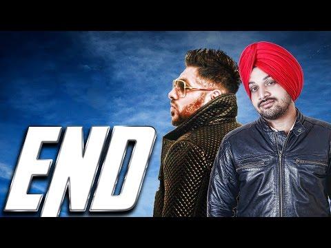 End | Inder Nagra Feat Badshah | Latest Punjabi Song 2014 | Speed Records