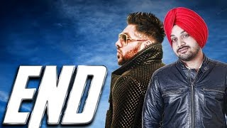 End | Inder Nagra Feat Badshah | Latest Punjabi Song 2014 | Speed Records
