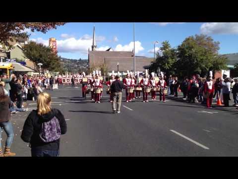 Arcadia High School Drumline - Fall 2012