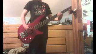 Green Day Nightlife bass cover