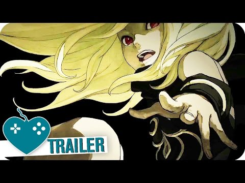 GRAVITY RUSH 2 Release Date Trailer (2016) PS4 Game